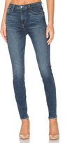 Lovers + Friends Mason High-Rise Skinny