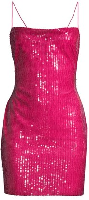 LIKELY Eve Sequin Mini Dress