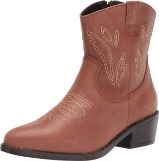 Musse & Cloud Women's Fashion Bootie Western Boot