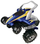 JCPenney Blue Hat Remote Control Street Savage Car - Blue