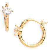Nadri Women's Jasmine Small Hoop Earrings