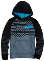 Puma Boys' Print Hoodie - Sizes S-XL