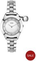 Storm Sparkelli Silver Tone Bracelet Ladies Watch