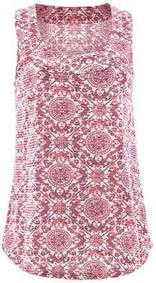 Aventura Clothing Naya Tank Top (Earth Red) Women's Clothing