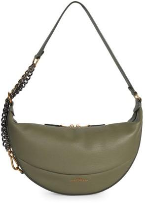Marc Jacobs Mini The Eclipse Leather Saddle Bag