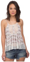 Whitney Eve Bamboo Orchid Top