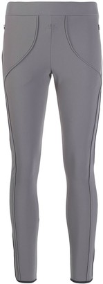 A-Cold-Wall* A Cold Wall* contrast piping sport leggings