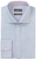 John Lewis Cotton Dobby Tailored Shirt