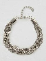 White Stuff Plaited dressy bracelet