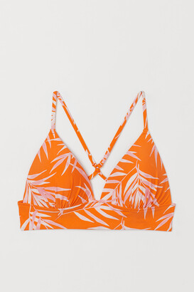 H&M Push-up Triangle Bikini Top