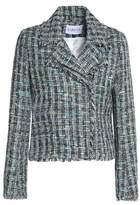 Claudie Pierlot Cotton-Blend Tweed Jacket