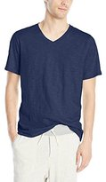 Threads 4 Thought Men's Basic Slub V-Neck Tee