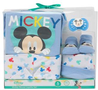 Confetti Mickey Mouse Layette Set - 5-Piece Set (Baby Boys)