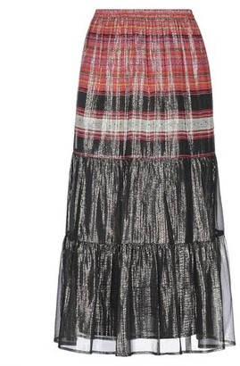 Mes Demoiselles 3/4 length skirt