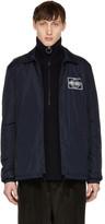 Kenzo Navy Coach Jacket