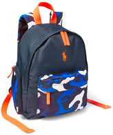 Ralph Lauren Small Camo Backpack
