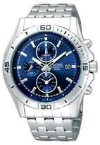 Pulsar Blue Chronograph Dial Bracelet Watch Pf8397x1