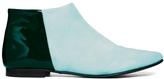 Won Hundred Elenora Colour Block Ankle Boots