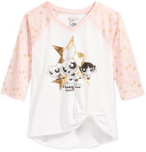 Hybrid Cartoon Network's Powerpuff Girls T-Shirt, Big Girls (7-16)