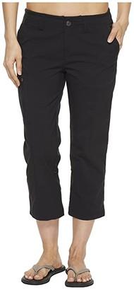 Royal Robbins Discovery Capri Pants (Jet Black 1) Women's Capri