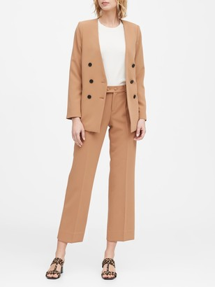 Banana Republic JAPAN EXCLUSIVE Boxy Double-Breasted Blazer