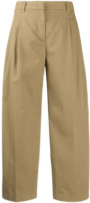 Aspesi Wide Leg Cargo Pants