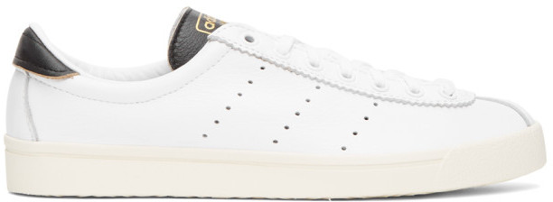 adidas White Lacombe Sneaker - ShopStyle