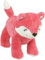 Carter's Pink Fox Beanbag Plush