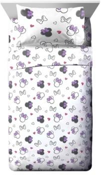 Disney Minnie Mouse 3-Pc. Twin Sheet Set Bedding