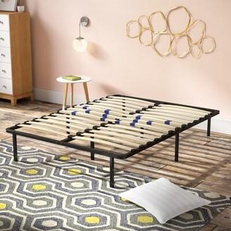 Alwyn Home Platform Bed Frame Size: California King