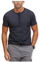 Nautica Men's Slim Fit Short Sleeve Henley Shirt