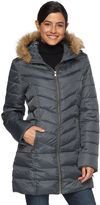 Hemisphere Women's Hooded Down Puffer Parka