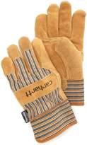 Carhartt Men's Insulated Suede Work Glove with Safety Cuff