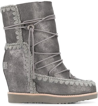 Mou Eskimo French boots