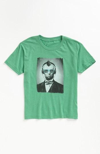JEM 'Lincoln Shadez' T-Shirt (Big Boys)