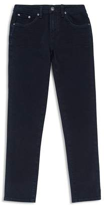AG Adriano Goldschmied Kids Boys' The Kingston Dark-Wash Slim-Cut Skinny Jeans - Big Kid