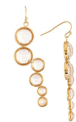 Rivka Friedman 18K Clad Earrings
