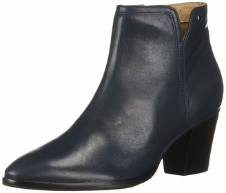 Driver Club Usa Women's Leather Made in Brazil Heeled Ankle Boot