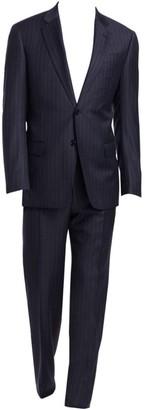 Emporio Armani G-Line Regular-Fit Pinstripe Wool Suit