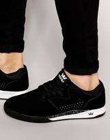 Supra Quattro Suede Sneakers