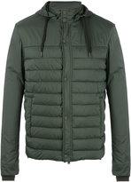 Herno hooded padded jacket