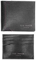 Ted Baker Gekko Wallet Set in