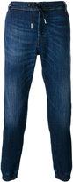 Diesel drawstring jeans - men - Cotton/Spandex/Elastane - 30