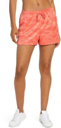 adidas Trefoil Flame Print Shorts