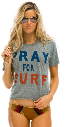 Singer22 Pray For Surf Boyfriend Tee