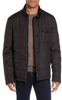 Tumi Men's Regular Fit Quilted Jacket
