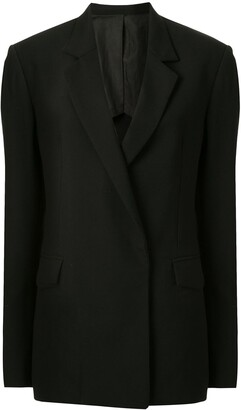 Dion Lee Fitted Harness Blazer
