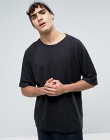 Dr. Denim Thorn T-Shirt Oversized Black