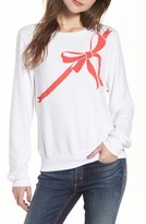 Wildfox Couture Women's Gift Wrapped Sweatshirt