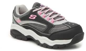 Skechers Biscoe Steel Toe Work Sneaker